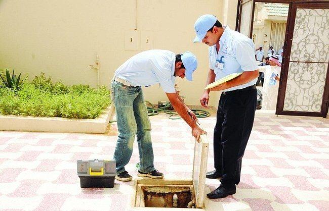 شركة كشف تسربات المياه بالدمام والخبر