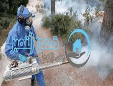 شركة مكافحة حشرات بخميس مشيط 0550362055