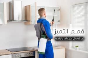 شركة رش مبيدات بالباحة 0555024104