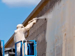 عزل واجهات وجدران البولي يوريثين