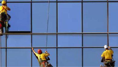 صورة شركة تنظيف واجهات زجاج بالقصيم 0555908136