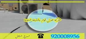 شركة عزل فوم بالمدينة المنورة