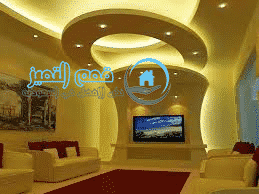 شركة ديكورات جبس امبورد للاسقف وغرف النوم بالرياض 920008956 اقتنى