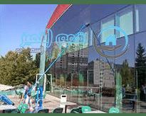 شركة تنظيف واجهات زجاج بالخرج