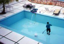 صورة شركة تنظيف مسابح بالجبيل 0555908136 تنظيف و تعقيم و انشاء و صيانة المسابح